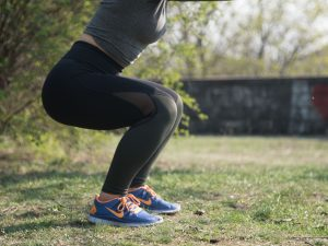 improved strength with squats